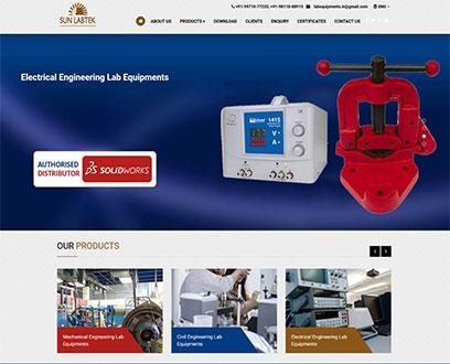 Sun LabTek Equipments (I) Pvt. Ltd.