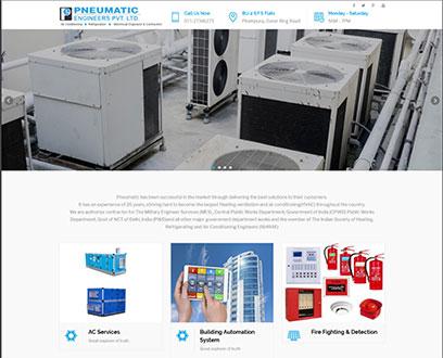 Pneumatic Engineers Pvt. Ltd.