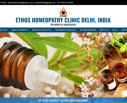 Ethos Homeopathy Clinic