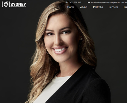 Sydney Head Shots And Portraits