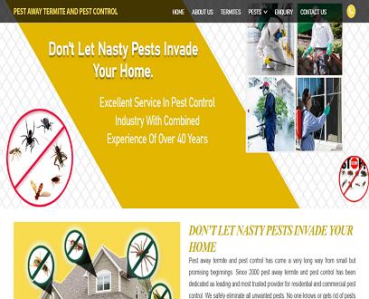 Pest Away Pest Control