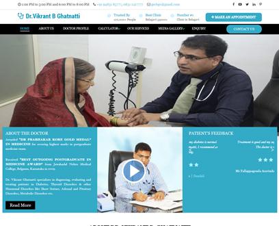 Dr. Vikrant B. Ghatnatti