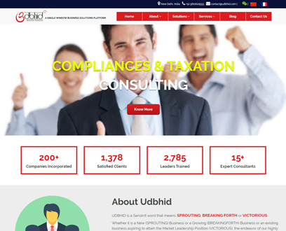 Udbhid Business Solutions