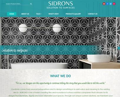 Sidrons